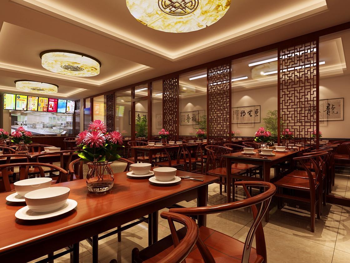 0316餐厅二楼1